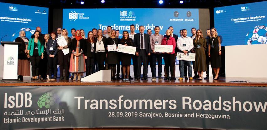 Šesti Transformers Roadshow nagradio četiri najbolja inovativna projekta iz BiH