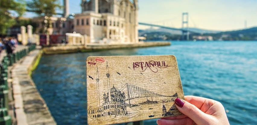 Turska uprkos pandemiji privukla više od 12,7 miliona turista