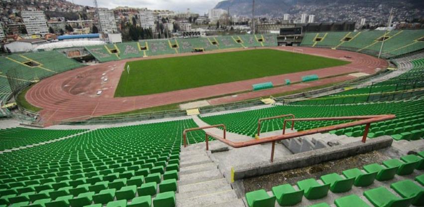 Do kraja sedmice završetak radova na ugradnji čitača karata na stadionu Koševo