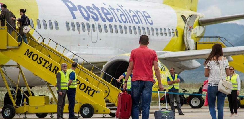 Zrakoplovi iz Sarajeva, umjesto u Zračnu luku Mostar, slijeću u Beograd
