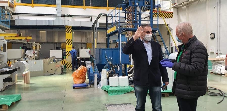 Uprkos koronavirusu gračaničke firme nastoje održati proizvodnju i distribuciju