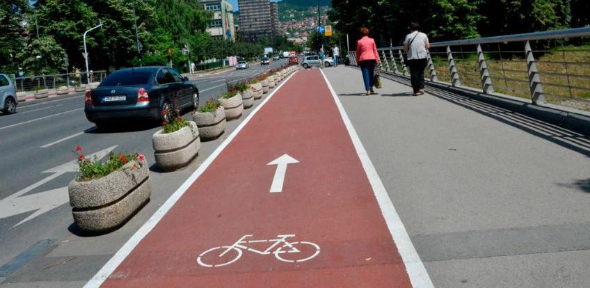 Počinje nova faza izgradnje biciklističke staze na području općine Novo Sarajevo
