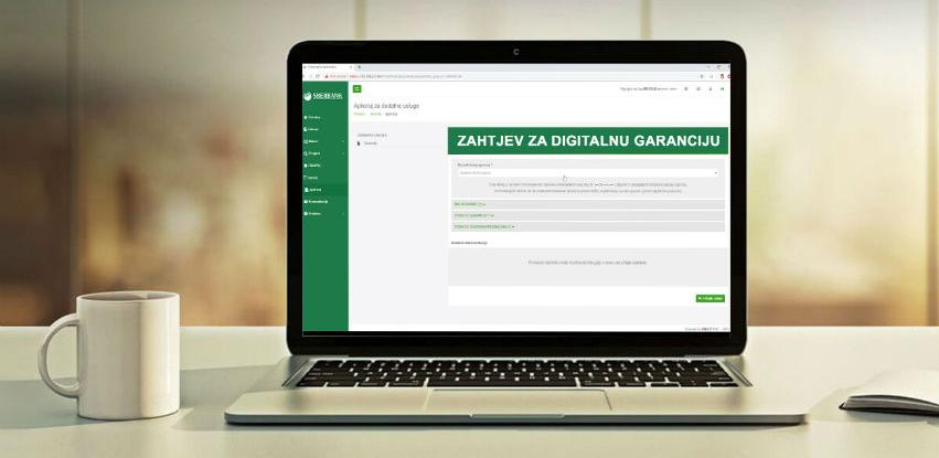 Sberbank BH uvela digitalno apliciranje za izdavanje garancija