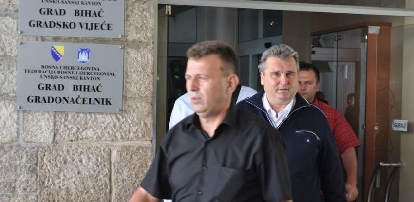Uhapšen bivši gradonačelnik Bihaća Emdžad Galijašević