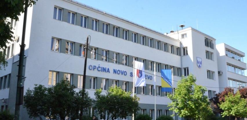 Izgradnja vodovodnih mreža u općini Novo Sarajevo