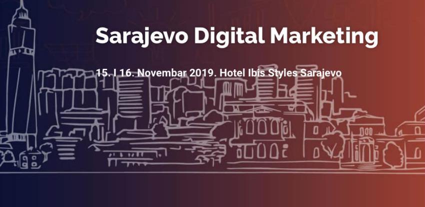 Sarajevo Digital Marketing 2019 15. i 16. novembra 2019. godine