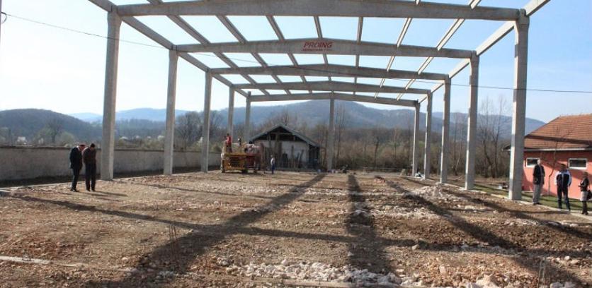 AM - Đogić gradi prvu hladnjaču u Živinicama