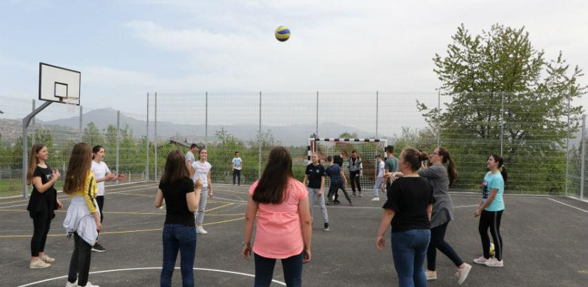 U MZ Dobroševići otvoreno prvo sportsko igralište