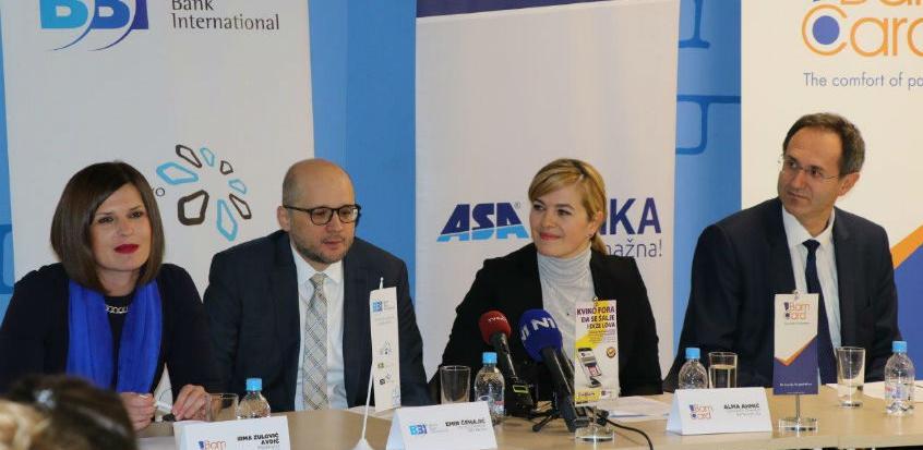 Nova usluga BBI i ASA Banke: Podizanje novca bez kartice na bankomatu