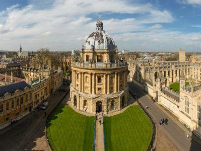 Žena prvi put na čelu Univerziteta Oxford