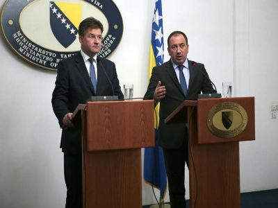 Lajčák: Ako BiH radi svoj dio posla, Evropska unija spremna da uradi svoj