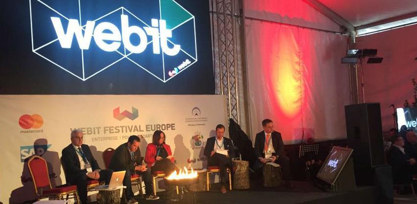 Gradonačelnik je istaknuo kako se Grad Mostarželi uključiti u pametne gradove Europe te da je napravljenastrategija za razvoj Mostara.
