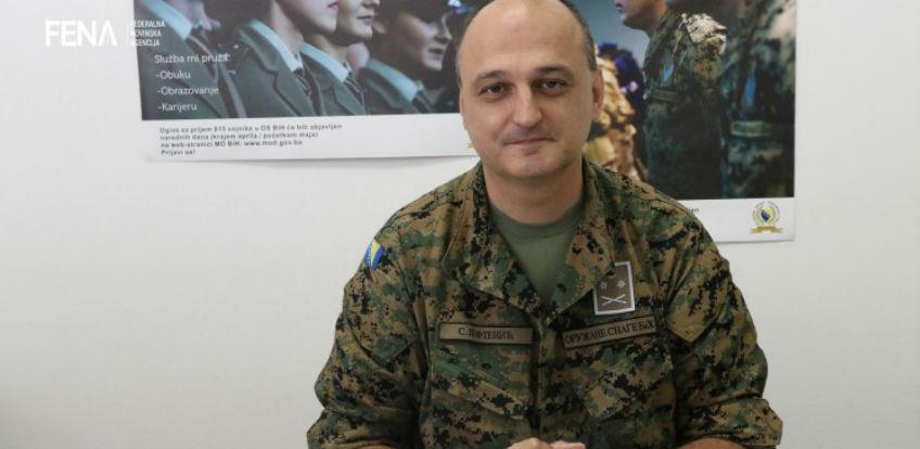 Za 815 mjesta u Oružanim snagama apliciralo više od 1.600 kandidata
