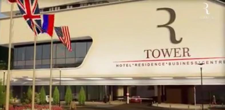 Objavljen izgled novog Avazovog tornja - R Tower!