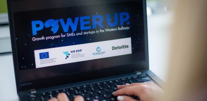 PowerUP – Program unapređenja poslovanja za mala i srednja preduzeća i startupe