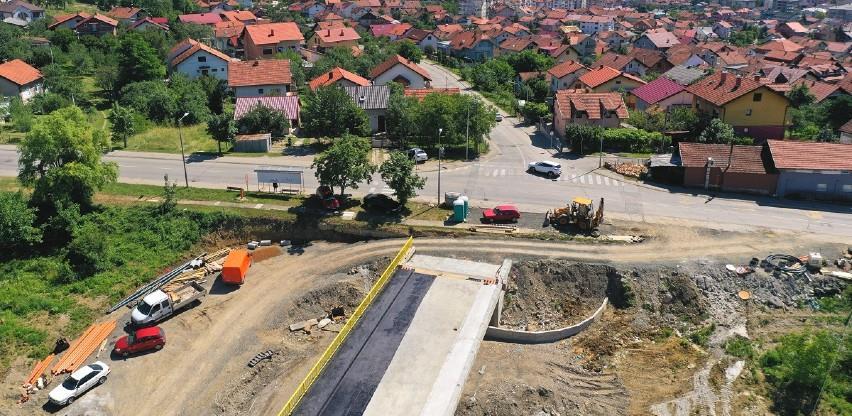Novi kružni tok na banjalučkom Paprikovcu u pripremi