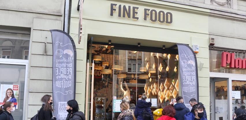 Fine Food otvorio novi premium objekat