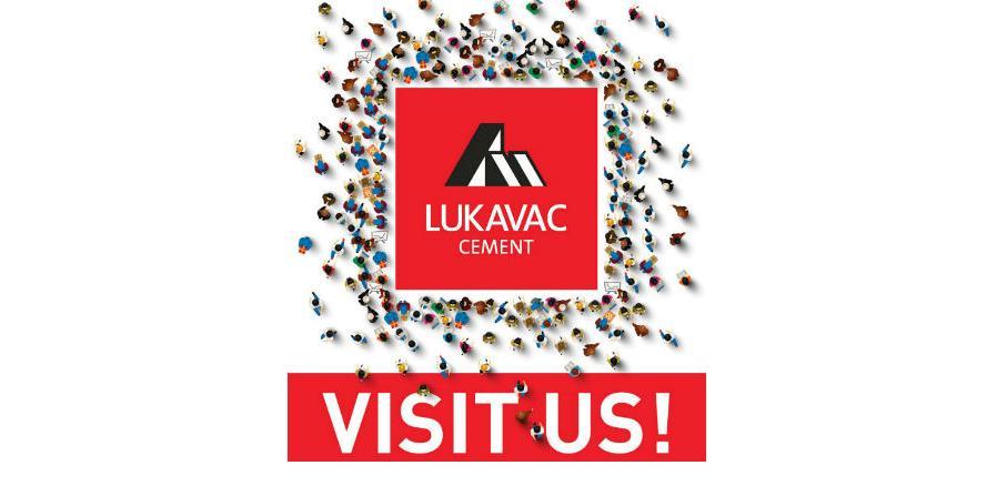 """""""VISIT US"""" - Fabrika cementa Lukavac otvorena za posjete"""