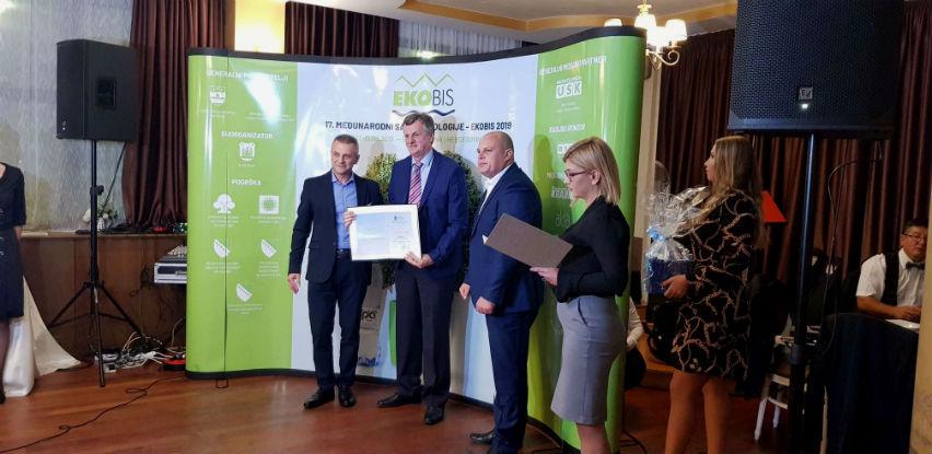 Priznanje najboljim: Održana večer pokrovitelja, sponzora i izlagača EKOBIS 2019