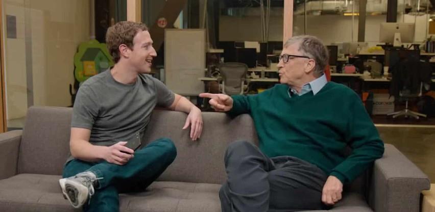 Bill Gates više nije najbogatiji čovjek na svijetu, pretekao ga Zuckerberg