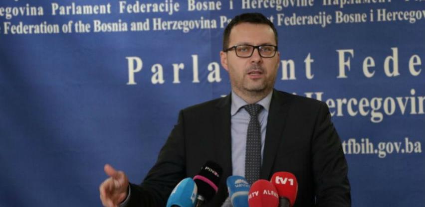 Džindić: Za rudnik Breza ima rješenja, RMU Zenica nema način da se zaduži