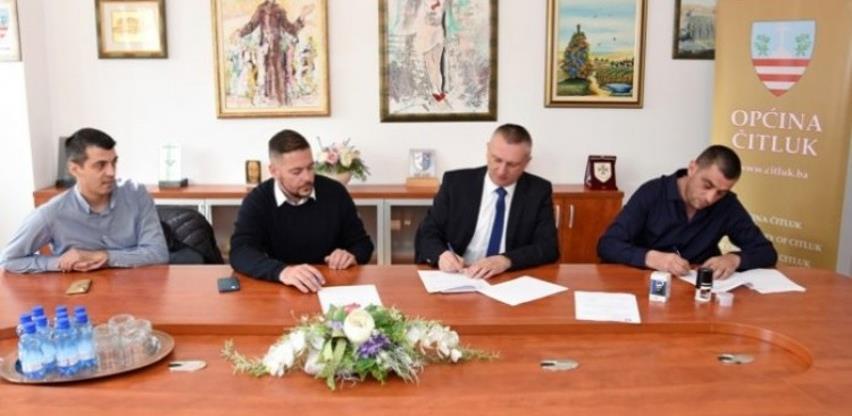 Potpisan ugovor za izgradnju kulturnog centra u Čitluku vrijedan 1.747.629 KM