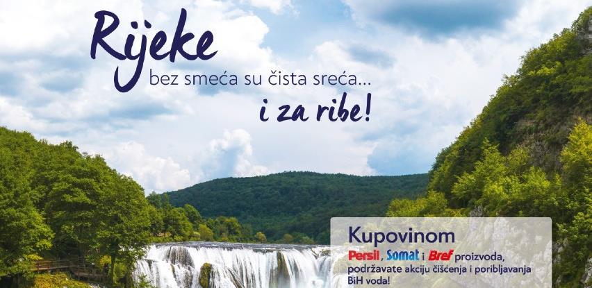 """Sedmu godinu zaredom: Počinje projekt """"Zajedno za čiste vode BiH"""""""