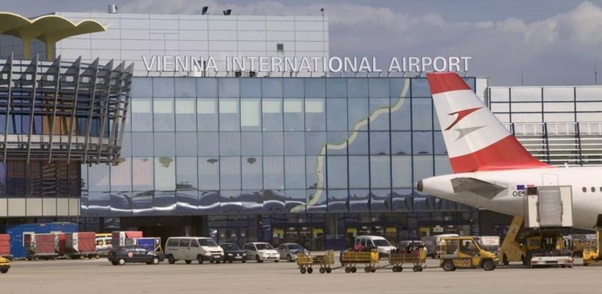 Austrija zabranjuje slijetanje aviona iz 18 zemalja, na listi i BiH