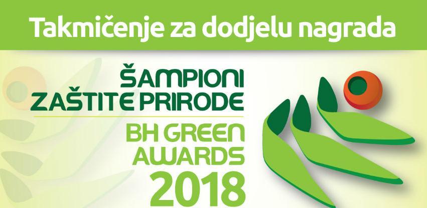 """Takmičenje za dodjelu nagrada""""Šampioni zaštite prirode"""""""