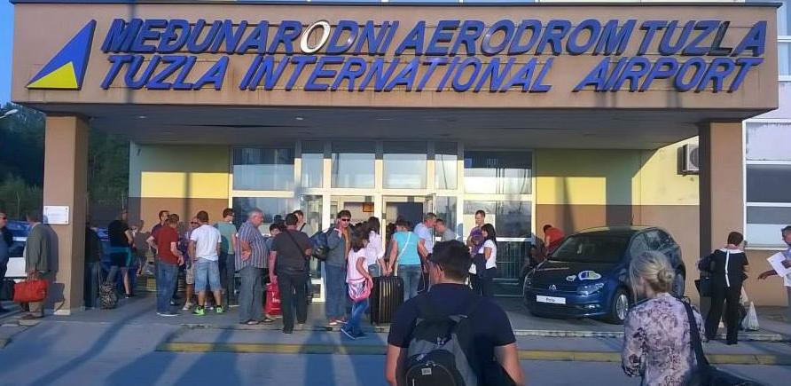 Aerodrom Tuzla gradi carinsko skladište za avionsko gorivo