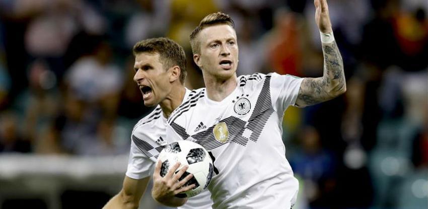 Njemačka privreda gubi milione jer zaposleni u radno vrijeme gledaju nogomet