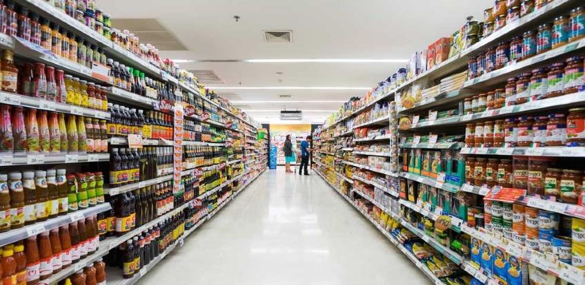 Zatvorili velike trgovine u RS: Slijede gužve, hrana će propadati