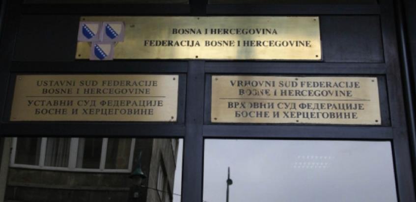 Ustavni sud FBiH obustavio postupak ustavnosti spajanja i razdvajanja ministarstava u Vladi KS