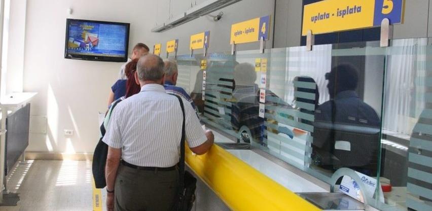 Plaćanje računa za struju bez provizije u svim poslovnicama BH Pošte