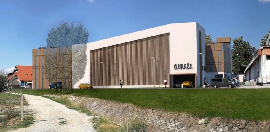 Kreće izrada glavnog projekta za gradsku garažu u Gradačcu