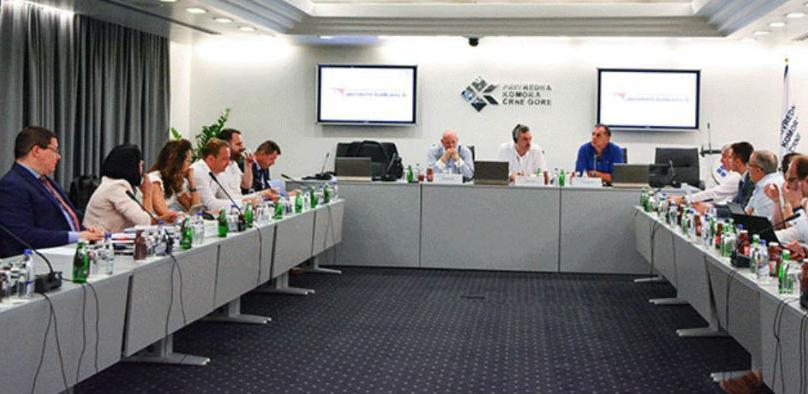 Održana sjednica Upravnog odbora KIF-a