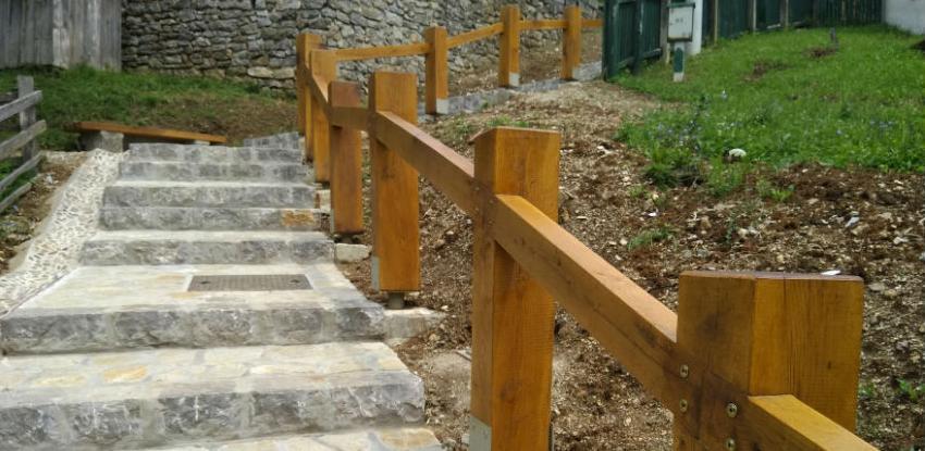 Nastavlja se zaštita i rekonstrukcija starog grada Bužim