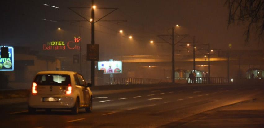 """Vlada proglasila epizodu """"Upozorenje"""" uslijed pogoršanja kvalitete zraka"""