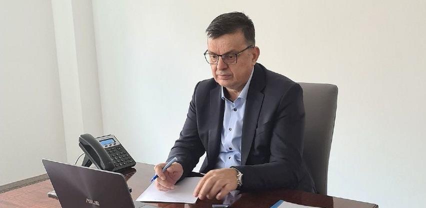 Tegeltija razgovarao sa šefom Misije MMF-a u BiH o novom aranžmanu