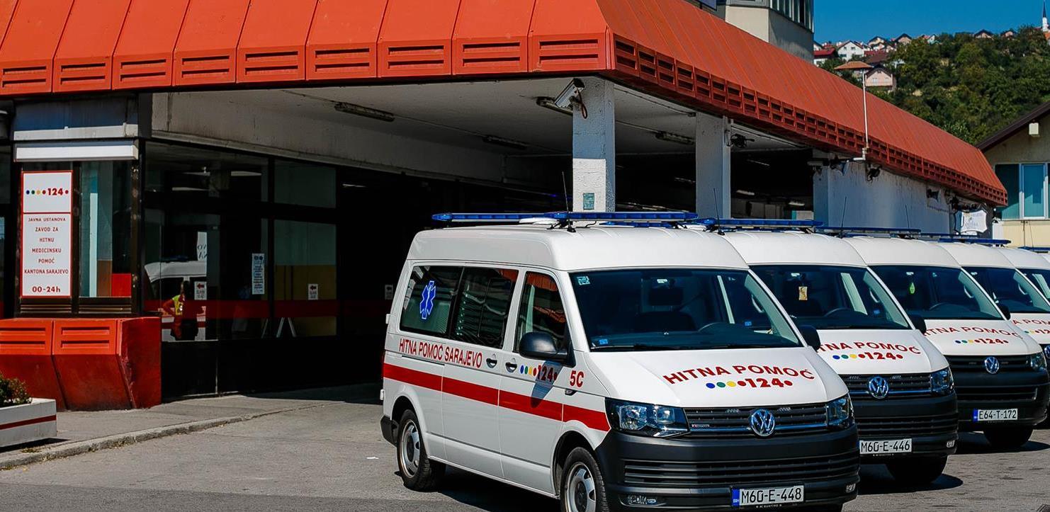 Krizni štab predložio hitnu mobilizaciju svih javnih zdravstvenih ustanova u KS