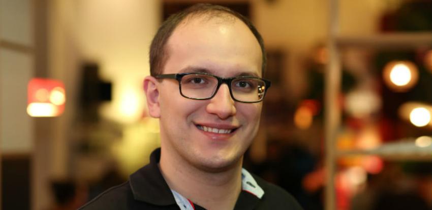 Sead Ahmetović: Bosanac na čelu najveće europske konferencije za developere