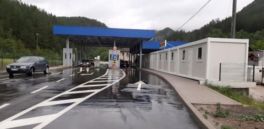 Pušten u rad rekonstruisani granični prelaz Vardište