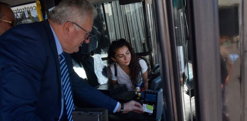 Počinje elektronska naplata karata u autobusima Centrotransa