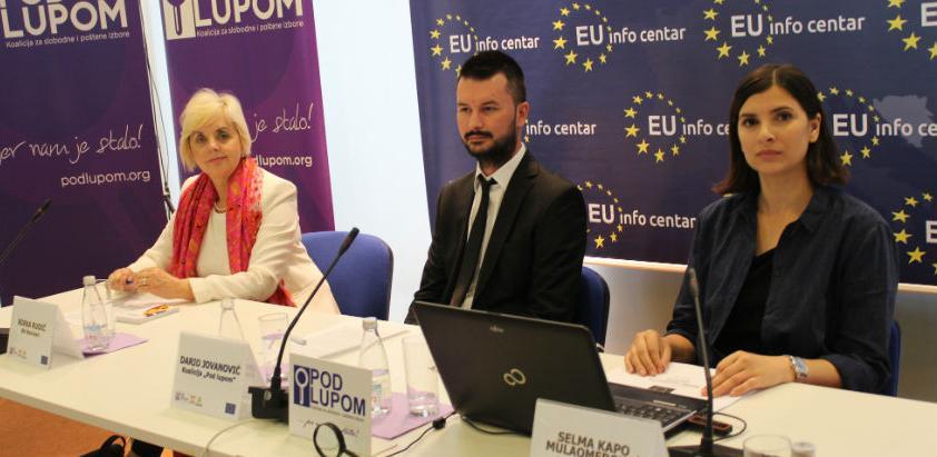 Više od polovine stanovništva BiH potpuno nezainteresovano za politiku