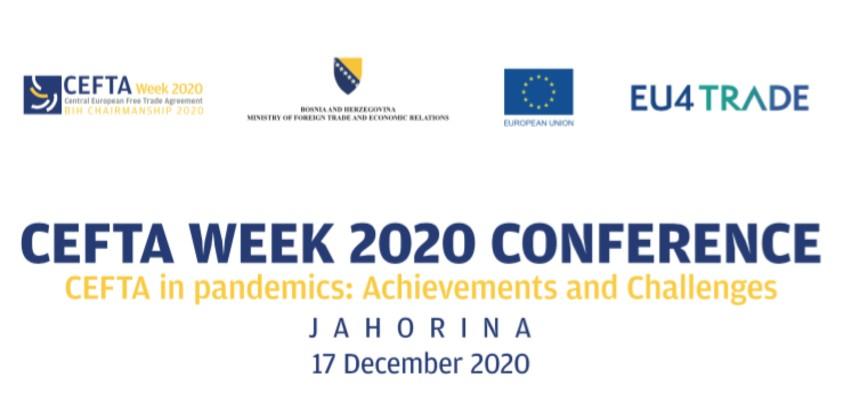 Konferencija 'CEFTA u pandemiji: Postignuća i izazovi' u četvrtak na Jahorini