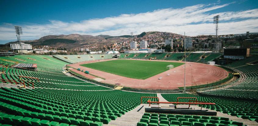 U sklopu stadiona na Koševu planirana izgradnja hotela i šoping centra