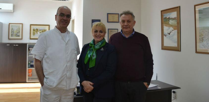 Opća bolnica Abdulah Nakaš uvođenjem odjela pedijatrije postaje kantonalna