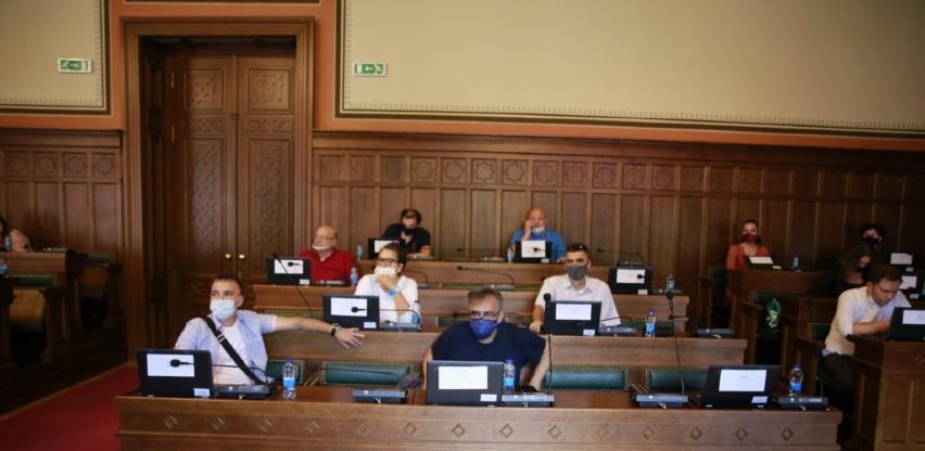 Grad Sarajevo: Rebalansom se smanjuju tekući, a povećavaju kapitalni grantovi