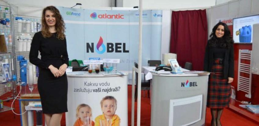 Nobel na sajmu Grames predstavio sisteme za uštedu vode i energije