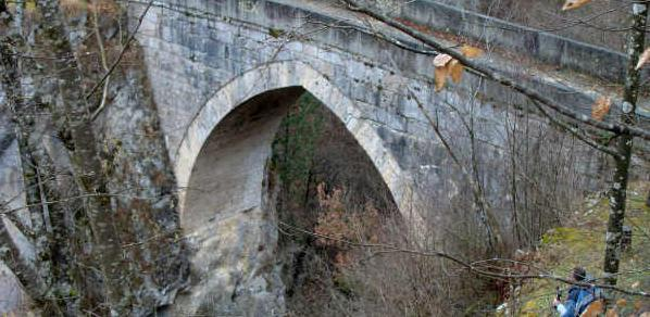 Most na rijeci Žepi nalazi se na Listiugroženih spomenika BiH